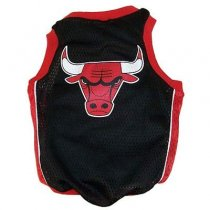 Chicago Bulls Official Replica Dog Jersey