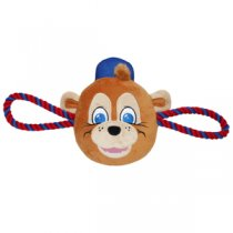 Chicago Cubs Mascot Double Rope Toy