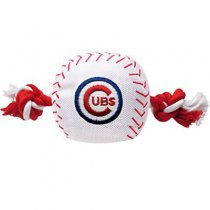 Chicago Cubs MLB Baseball Rope Toy