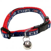 Chicago Cubs MLB Cat Collar
