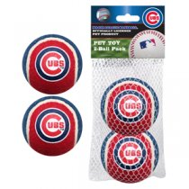 Chicago Cubs Tennis Ball