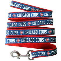 Chicago Cubs Woven Dog Leash