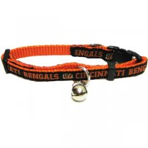 Cincinnati Bengals NFL Cat Collar