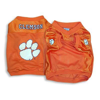 Clemson Tigers Official Replica Dog Jersey
