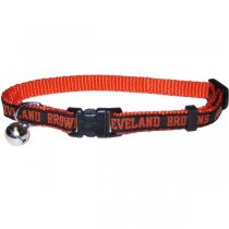 Cleveland Browns NFL Cat Collar