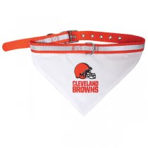 Cleveland Browns NFL Dog Collar Bandana