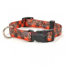 Cleveland Browns NFL Dog Collar