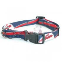 Cleveland Indians MLB Dog Collar