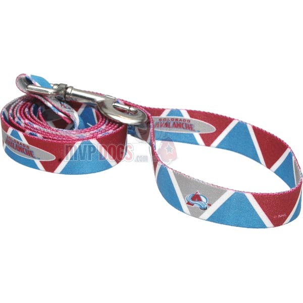 Colorado Avalanche NHL Dog Leash