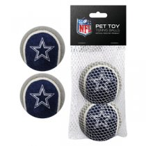 Dallas Cowboys 2 PC Tennis Balls
