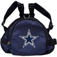 Dallas Cowboys NFL Dog Backpack
