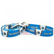 Dallas Mavericks NBA Dog Leash