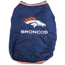 Denver Broncos Dog Jacket