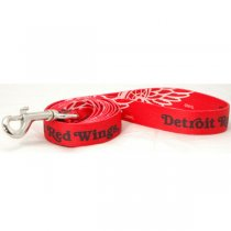 Detroit Red Wings NHL Dog Leash
