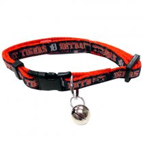 Detroit Tigers MLB Cat Collar