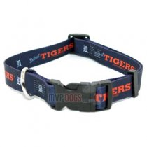 Detroit Tigers MLB Dog Collar