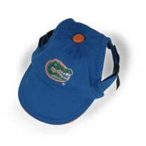 Florida Gators Dog Baseball Cap