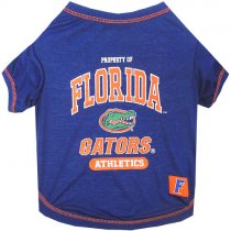 Florida Gators NCAA Dog Tee Shirt