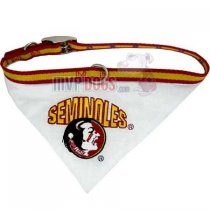 Florida State Seminoles NCAA Dog Collar Bandana