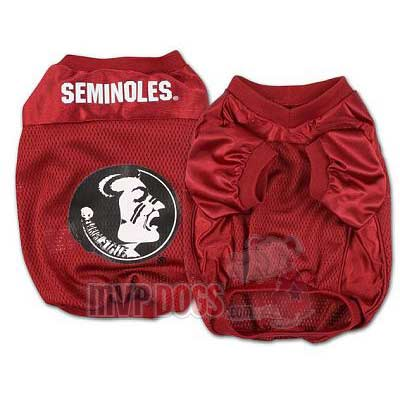 Florida State Seminoles Official Replica Dog Jersey