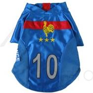 France National Soccer Dog Jersey