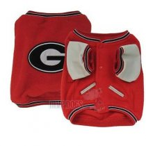 Georgia Bulldogs Dog Varsity Jacket