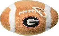 Georgia Bulldogs Plush Football