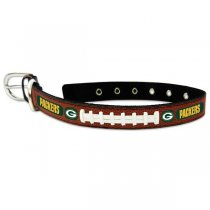 Green Bay Packers Classic Leather Collar