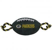 Green Bay Packers NFL Dog Football Toy