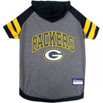 Green Bay Packers NFL Dog Hoodie Shirt