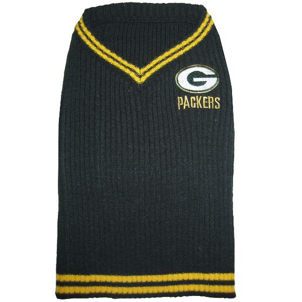 Green Bay Packers NFL Dog Sweater