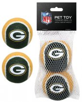 Green Bay Packers Tennis Balls