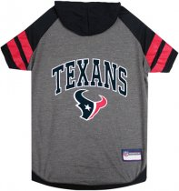 Houston Texans NFL Dog Hoodie Shirt