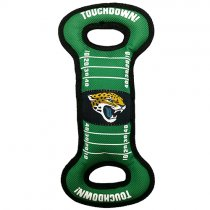 Jacksonville Jaguars Field Dog Toy