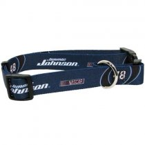 Jimmie Johnson NASCAR Dog Collar