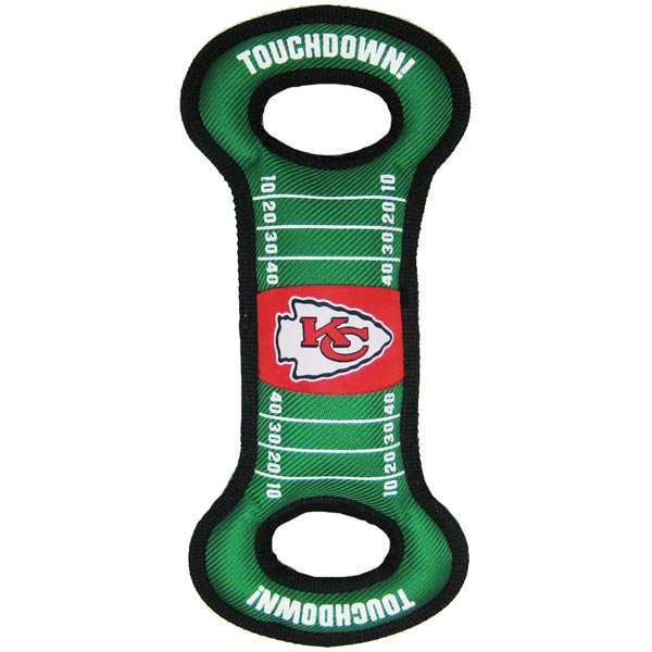 Kansas City Chiefs Field Dog Toy