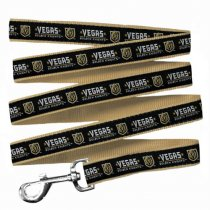 Las Vegas Golden Knights Woven Dog Leash