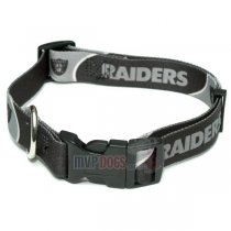 Las Vegas Raiders NFL Dog Collar