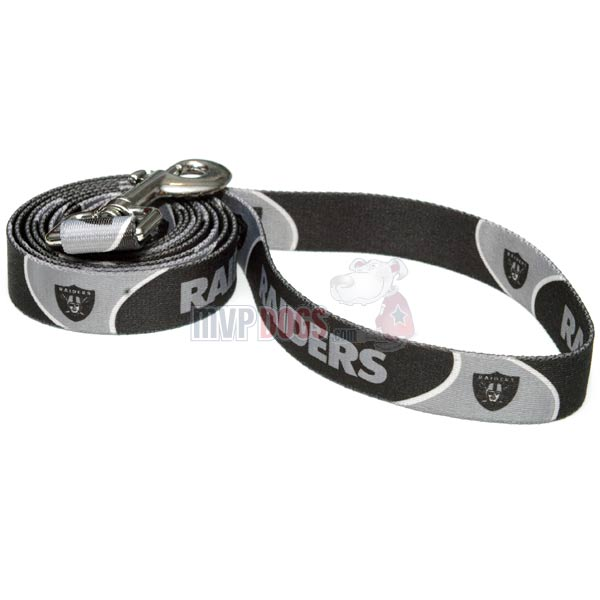 Las Vegas Raiders NFL Dog Leash