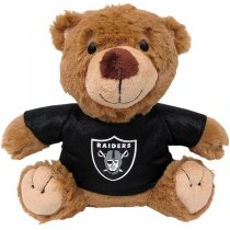 Las Vegas Raiders NFL Teddy Bear Toy