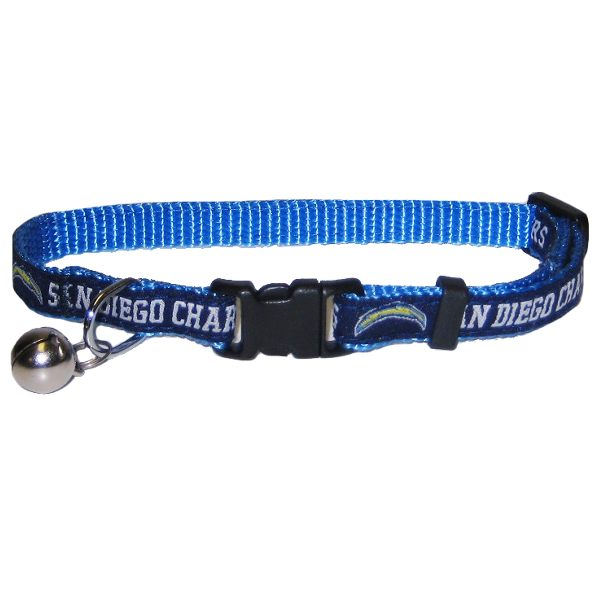 Los Angeles Chargers NFL Cat Collar