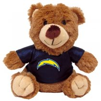 Los Angeles Chargers NFL Teddy Bear Toy