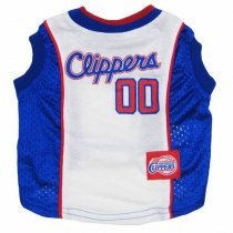Los Angeles Clippers NBA Dog Jersey