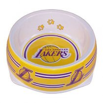 Los Angeles Lakers Designer Dog Bowl