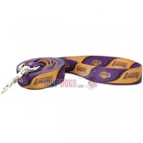Los Angeles Lakers NBA Dog Leash