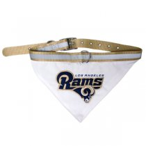 Los Angeles Rams NFL Dog Collar Bandana
