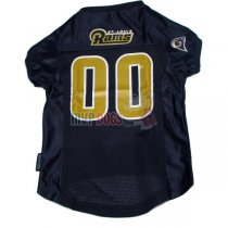 Los Angeles Rams NFL Dog Jersey V3