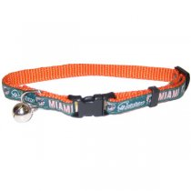 Miami Dolphins NFL Cat Collar