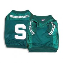 Michigan State Spartans Official Replica Dog Jersey