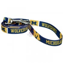 Michigan Wolverines NCAA Dog Leash